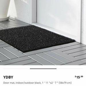 Ikea door mat